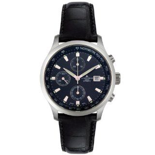 Jacques Lemans Men's GU148A ABT01M Geneve Collection Automatic Chronograph Watch: Watches