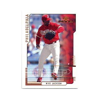 2000 Upper Deck MVP #148 Mike Jackson: Sports Collectibles