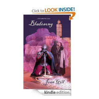Bladesong; 1151 in the Holy Land (The Troubadours) eBook Jean Gill Kindle Store
