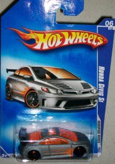 Hot Wheels 2009 HONDA CIVIC SL Modified Rides 162/190: Toys & Games