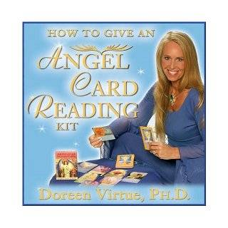 How to Give an Angel Card Reading Kit: Doreen Virtue: 9781401905477: Books