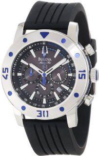 Bulova Men's 98B165 Marine Star Watch: Bulova: Watches