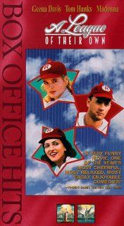 A League of Their Own [VHS]: Tom Hanks, Geena Davis, Lori Petty, Madonna, Rosie O'Donnell, Megan Cavanagh, Tracy Reiner, Bitty Schram, Ann Cusack, Anne Ramsay, Freddie Simpson, Ren�e Coleman, Penny Marshall, Amy Lemisch, Bill Pace, Elliot Abbott, Babal
