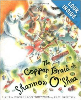 The Copper Braid of Shannon O'Shea: Laura Esckelson, Pam Newton: 9780525461388: Books