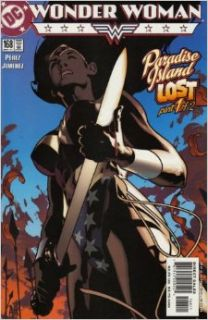 Wonder Woman Paradise Island Lost Part 1 of 2 (168): Phil Jimenez: Books
