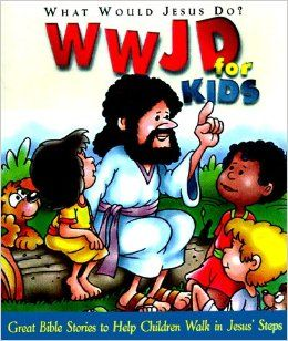 Wwjd for Kids (What Would Jesus Do): Mary Hollingsworth: 9781562925567: Books