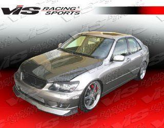 Lexus IS 300 00 05 4DR V Spec VIS Front Lip Kit Automotive