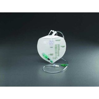 BARD MEDICAL DIVISION BRD154004 Bard Infection Control Urine Drainage Bag   Sterile: Industrial & Scientific