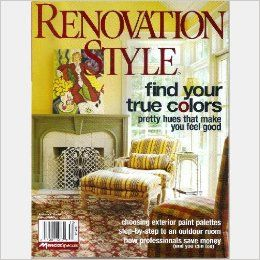 Renovation Style Magazine, Vol. 173, No. 5 (Summer/June July, 2002): LuAnn Brandsen: Books