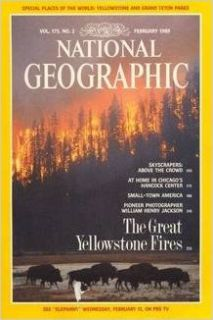 National Geographic Magazine: February 1989, Vol. 175, No. 2: meremart: Books