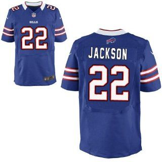 Nike Buffalo Bills Fred Jackson Elite Team Color Jersey : Sports Fan Jerseys : Sports & Outdoors