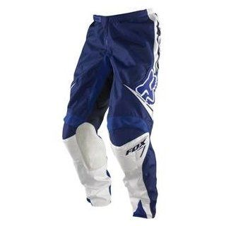 Fox Racing 180 Race Pants   2011   28/Bright Red: Clothing