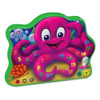 Learning Journey Touch and Learn Count and Learn Octopus   Learning Toys