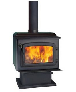 Drolet Escape Wood Stove   Wood Stoves