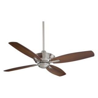 Minka Aire F513 BN New Era 52 in. Indoor Ceiling Fan   Brushed Nickel   ENERGY STAR   Ceiling Fans