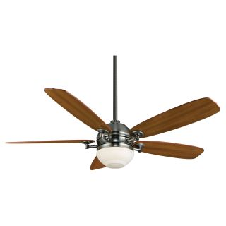 Fanimation Akira 52 In. Indoor Ceiling Fan with Light   Ceiling Fans