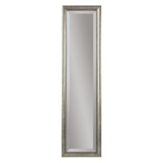 Antiqued Gold Full Length Floor Standing Cheval Mirror   16W x 62H in.   Floor Mirrors