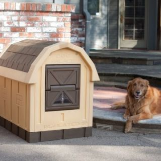 Dog Palace Insulated Dog House DP20   Dog Houses