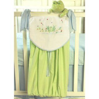 Brandee Danielle Sammy Frog 4 Piece Crib Bedding Set   Baby Bedding Sets