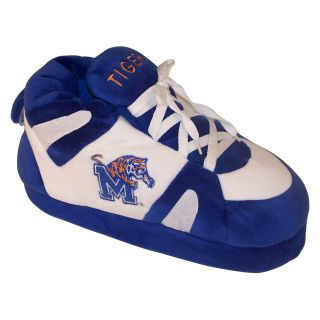 Comfy Feet NCAA Sneaker Boot Slippers   Memphis Tigers   Mens Slippers