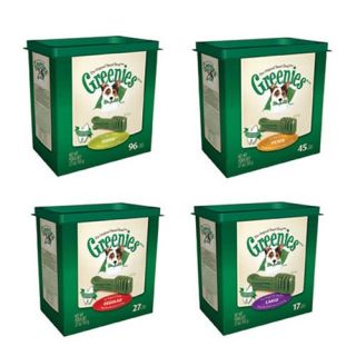 Greenies Treat Tub Pak   Food & Treats