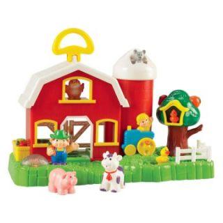 Small World Toys Big Fun Activity Barn   Playsets