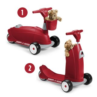 Radio Flyer Ride 2 Glide   Riding Push Toys