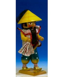 Steinbach Chinese Dancer Nutcracker Limited Edition Signed   Nutcrackers