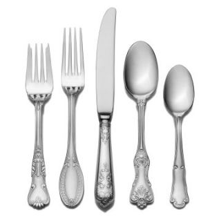 Wallace Hotel 77 Piece Flatware Set   Flatware Sets