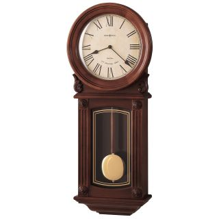 Howard Miller Isabel Wall Clock   11.5 in. Wide   Wall Clocks