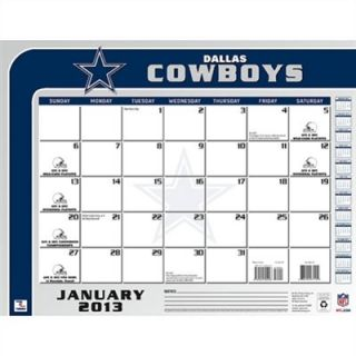 Dallas Cowboys 2013 Desk Calendar