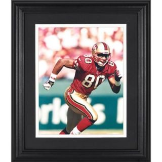 Jerry Rice San Francisco 49ers Framed Unsigned 8 x 10 Photograph