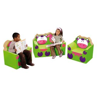 Wesco Cow and Pig Animal Series Kit   Specialty Chairs