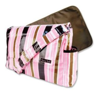 Trend Lab Maya Stripe Messenger Diaper Bag   Messenger Diaper Bags