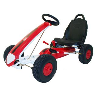 Kettler Kiddi O Aero Air Tires Pedal Car   Go Karts