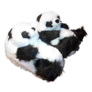 Comfy Feet Panda Animal Feet Youth Slippers   Kids Slippers