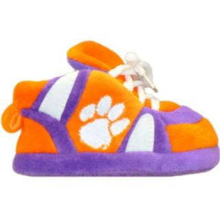 Comfy Feet NCAA Baby Slippers   Clemson Tigers   Kids Slippers