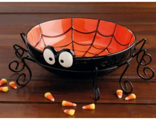 DII Spider Legs Treat Bowl   Fall