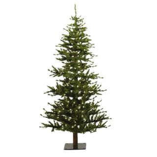 Vickerman Minnesota Half Pre Lit Christmas Tree   Christmas Trees