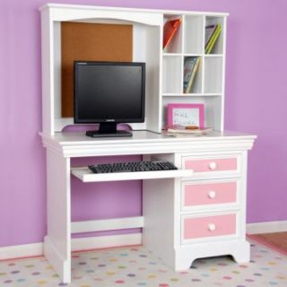 Color Box Student Desk with Optional Hutch   Elementary Desks
