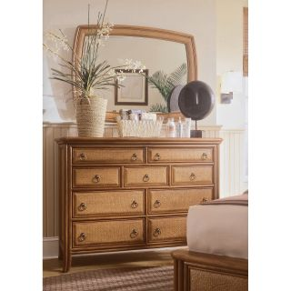 Antigua 9 Drawer Tall Dresser   Dressers & Chests