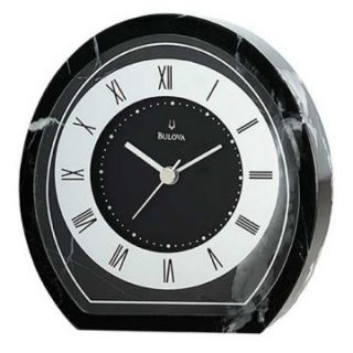 Bulova Amity Desktop Clock   Desktop Clocks