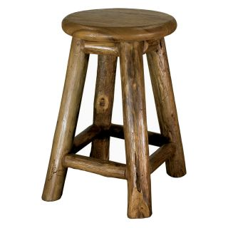 Groovystuff Nova Garden 24 in. Backless Counter Stool   Honey   Bar Stools