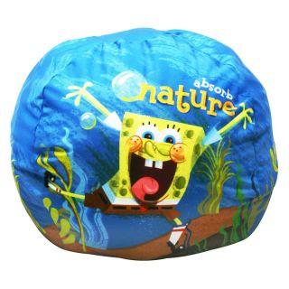 Nickelodeon Spongebob Squarepants Bean Bag   Bean Bags