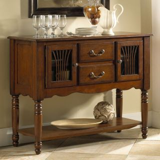 Welton Stanford Dining Buffet   Chestnut   Dining Accent Furniture