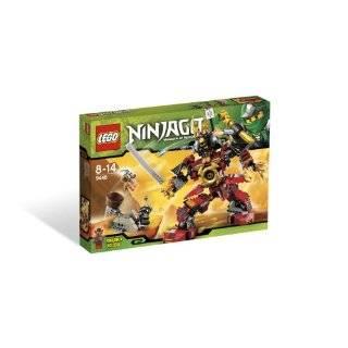 LEGO Ninjago 9448   Samurai   Roboter: Spielzeug