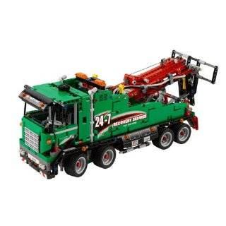 Lego Technic 42008   Abschlepptruck: Spielzeug