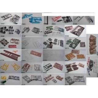 Kibri 4100 26 H0 F�sser Leitern Fenster Ladegut: Spielzeug