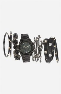 Michael Kors Watch, Seasonal Whispers Bangles & Cara Accessories Bracelets