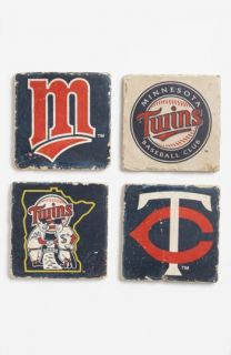 Minnesota Twins Marble Coasters (Set of 4)